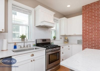 Collingswood Kitchen Remodel – Sue F