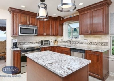 Cherry Hill, NJ – Liberty Bell Dr Kitchen Remodeling