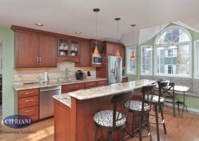 Cherry Hill, NJ – Wexford Dr Kitchen Remodeling
